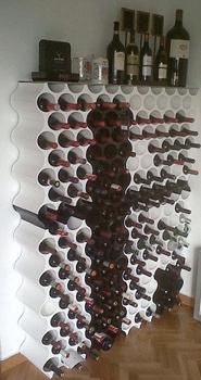 Botelleros de dise o modular manufacturas medrano - Botelleros de diseno ...
